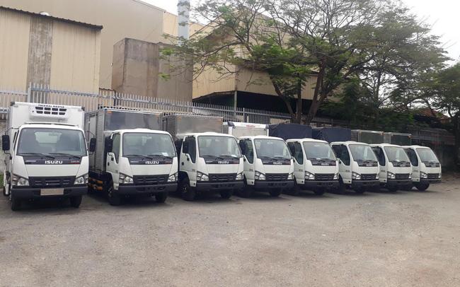 Dịch vụ cho thuê xe tải chở hàng quận Thủ Đức