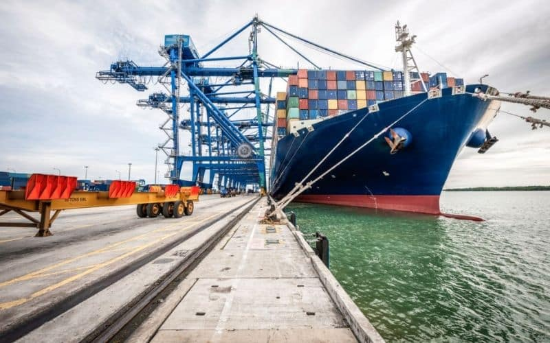 Tra cứu cảng container Hải Phòng