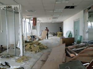 Hoàn trả mặt bằng, sửa chửa văn phòng uy tín - chất lượng