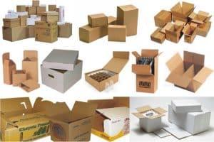Chuyên mua, Bán thùng carton chuyển nhà huyện Bình Chánh
