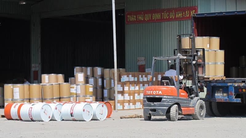 Dịch Vụ Dọn Nhà thực hiện quy trình chuyển kho xưởng nhanh chóng và chuyên nghiệp
