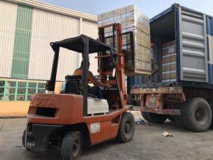 Dịch vụ chuyển kho xưởng mang lại những trang thiết bị hổ trợ khách hàng
