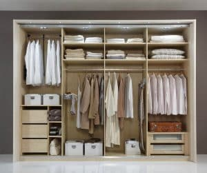 Cách chuyển quần áo gỗ hiệu quả