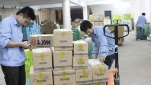 Dịch vụ chuyển kho xưởng trọn gói huyện Bình Chánh