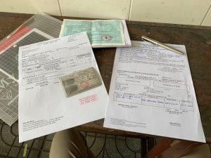 Việc có nên tự đi đăng ký xe máy 2021
