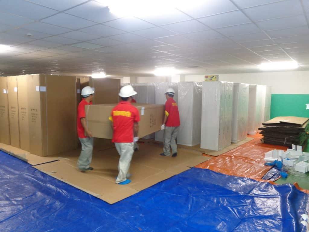 Dịch vụ chuyển kho xưởng chuyên nghiệp tại Dịch vụ dọn nhà