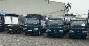 Cho thuê xe tải chở hàng q9