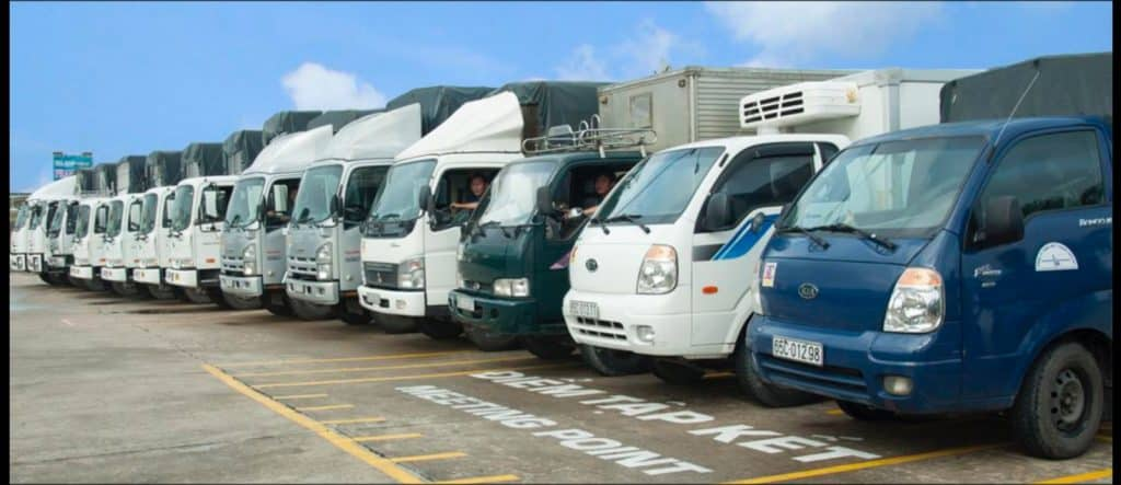 Chúng tôi sở hữu nhiều dòng xê tải để phục vụ khách hàng