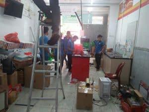 Dịch vụ chuyển kho xưởng trọn gói huyện Cần Giờ