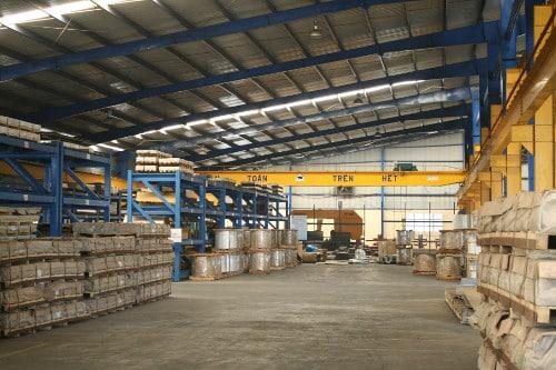 Dịch vụ chuyển kho xưởng trọn gói quận Phú Nhuận