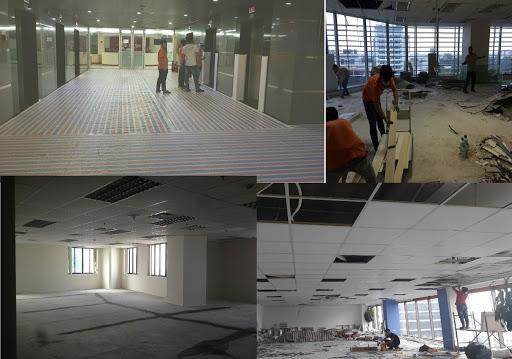 Dịch vụ hoàn trả mặt bằng văn phòng quận Phú Nhuận