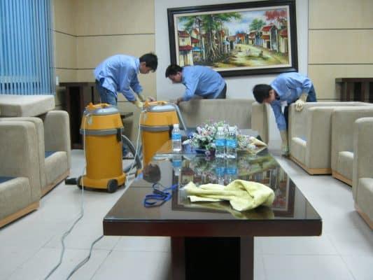 Dịch vụ hoàn trả mặt bằng văn phòng quận Bình Thạnh