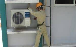 Dịch vụ tháo lắp di dời máy lạnh giá rẻ quận Thủ Đức