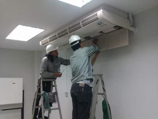 Thợ điện lạnh sẽ làm giúp bạn