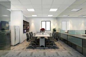 Dịch vụ hoàn trả mặt bằng là hoạt động đưa văn phòng làm việc về với trạng thái ban đầu