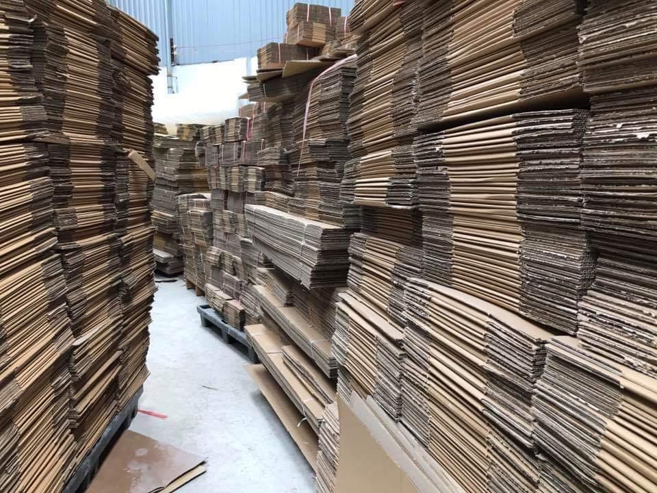 Chuyên mua, Bán thùng carton chuyển nhà quận Bình Tân