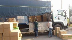cung cấp vận chuyển hàng hóa Bắc Nam