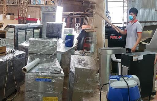 Dịch vụ chuyển kho xưởng trọn gói huyện Nhà Bè