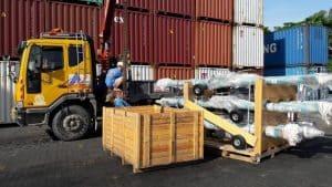 Dịch vụ chuyển kho xưởng trọn gói huyện Hóc Môn