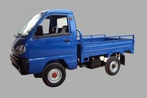 Kích thước xe tải 0.5 Tấn