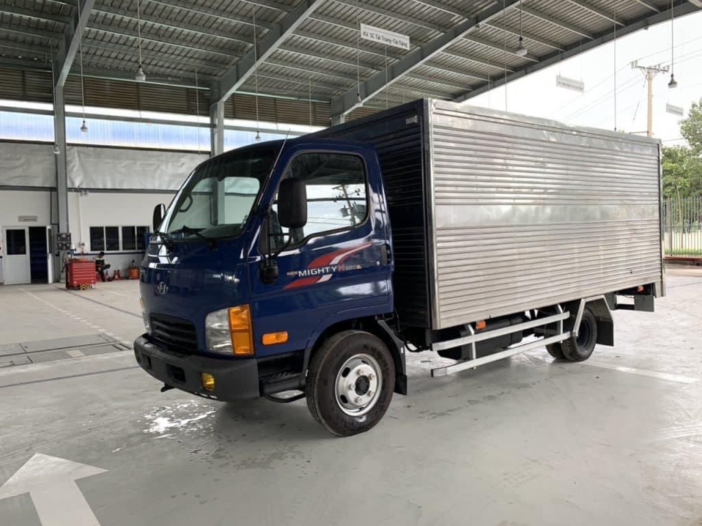 Mẫu xe tải dưới 2 tấn