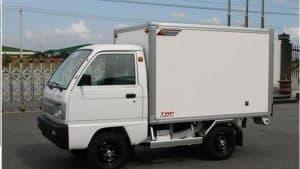 tổng hợp mẫu xe tải dưới 2 tấn