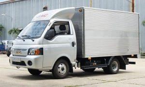 Động cơ xe tải 2 tấn mạnh mẽ