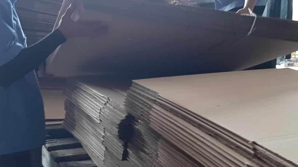 Chuyên mua, Bán thùng carton chuyển nhà quận Gò Vấp