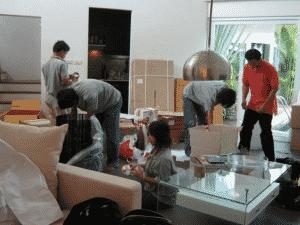 Dịch vụ dọn nhà giá rẻ nhanh chóng tp Thủ Đức