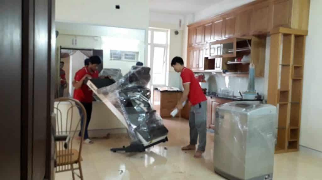 Dịch vụ dọn nhà giá rẻ nhanh chóng TPHCM
