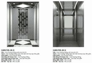 Kích thước thang máy đạt chuẩn