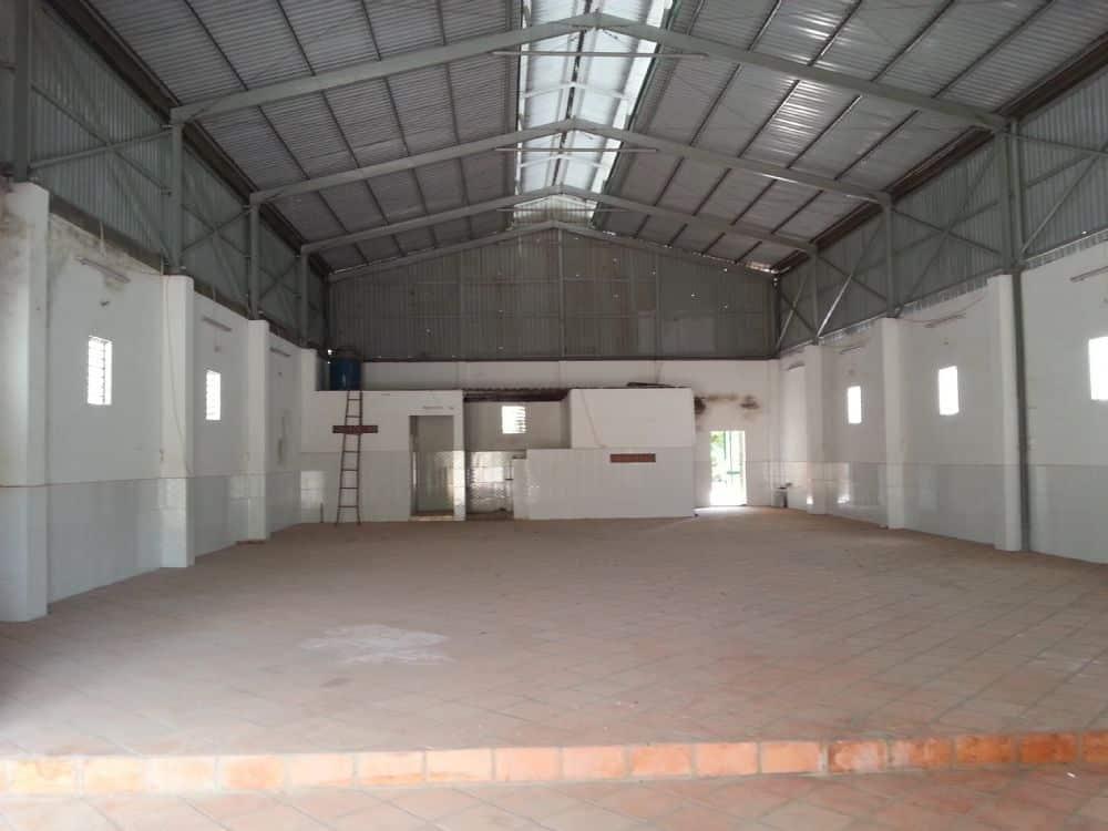 Dịch vụ cho thuê kho xưởng huyện Hóc Môn