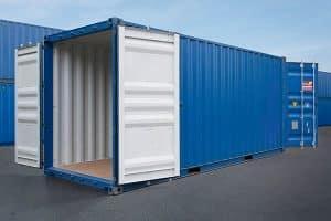 Containier 20 feet chở được bao nhiêu tấn