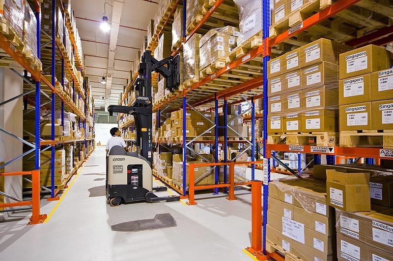 Hệ thống cho thuê kho xưởng hiện đại