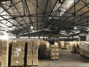Cho thuê kho xưởng đa kích thước đáp ứng mọi nhu cầu khách hàng