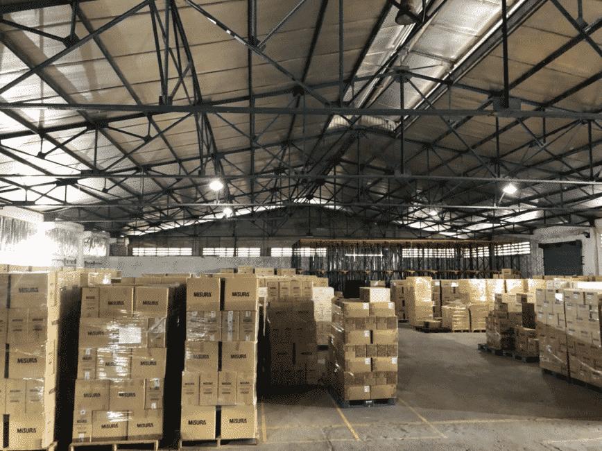 Dịch vụ cho thuê kho xưởng huyện Củ Chi