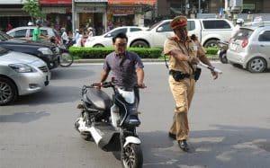 Hướng dẫn thủ tục đăng ký xe máy điện
