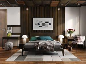 Kê giường ngủ như thế nào cho đúng cách