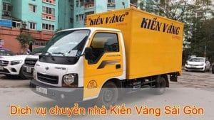 Dọn Kho Xưởng Kiến Vàng Sài Gòn