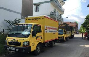 Dịch vụ chuyển kho xưởng tại công ty vận tải Sài Gòn Express