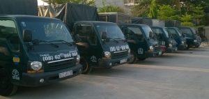 Dịch vụ vận chuyển nhà xưởng công ty Thành Phương