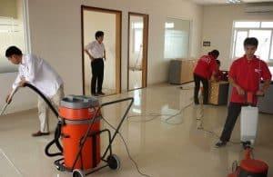 Quy trình dọn nhà chuyên nghiệp