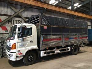 Xe tải 2 tấn Hino