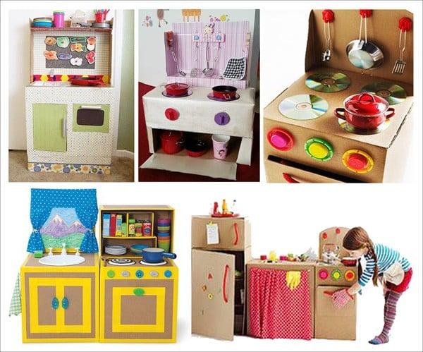 [Chia sẽ] Ý tưởng làm đồ handmade từ bìa carton[Chia sẽ] Ý tưởng làm đồ handmade từ bìa carton