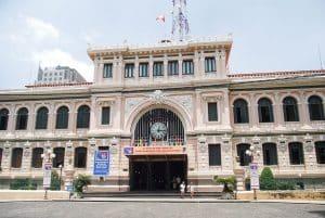 Bưu điện Bến Thành