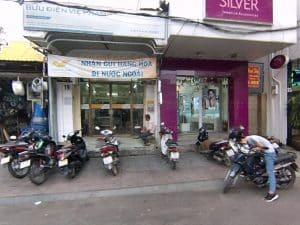 Bưu điện Tân Định