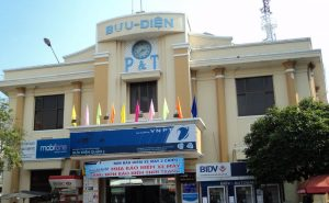 Bưu điện KHL Sài Gòn