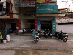 Bưu điện Đinh Tiên Hoàng