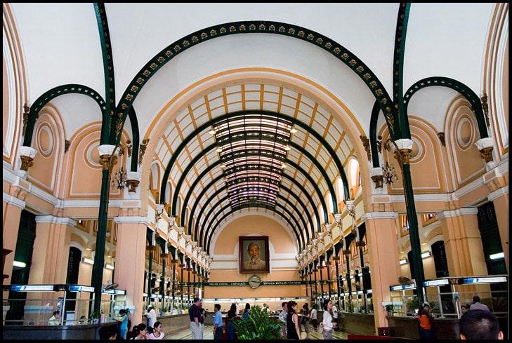 Tổng hợp bưu điện quận 1 Thành Phố Hồ Chí Minh