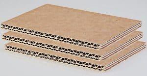 Cấu tạo của bìa carton cứng
